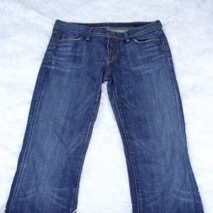 Citizens Of Humanity Jeans - Citizens of Humanity Ingrid Low Waist Flare Jeans